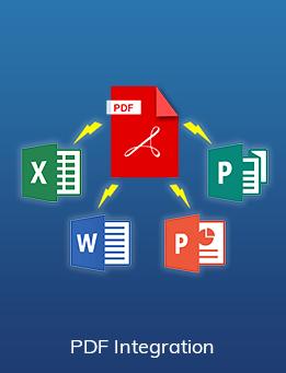 PDF Integration