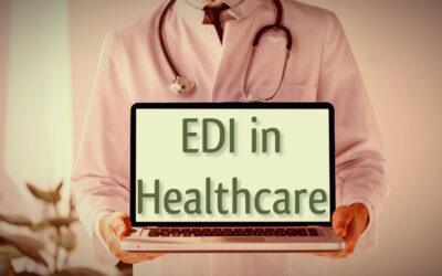 How EDI helps in Digitization of Healthcare Sector