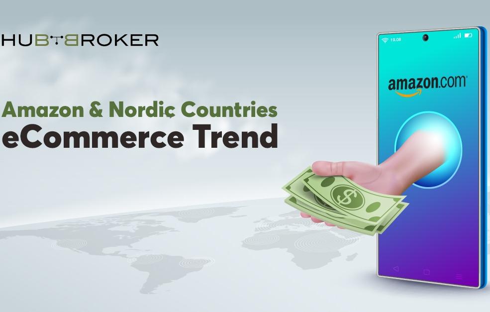 Amazon & Nordic Countries eCommerce Trend