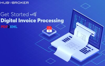 Get Started with Digital Invoice Processing via PDF2XML