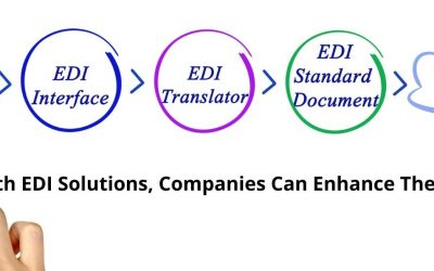 With EDI Solutions, Companies Can Enhance Their Efficiencies And Functions
